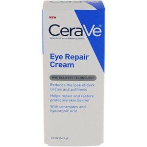 summer skin care cerave eye cream