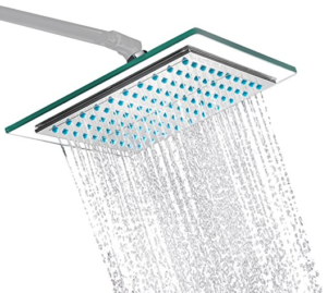 summer skin care cold shower head