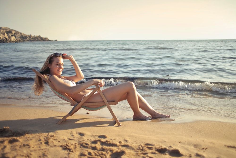reasons to wear sunscreen