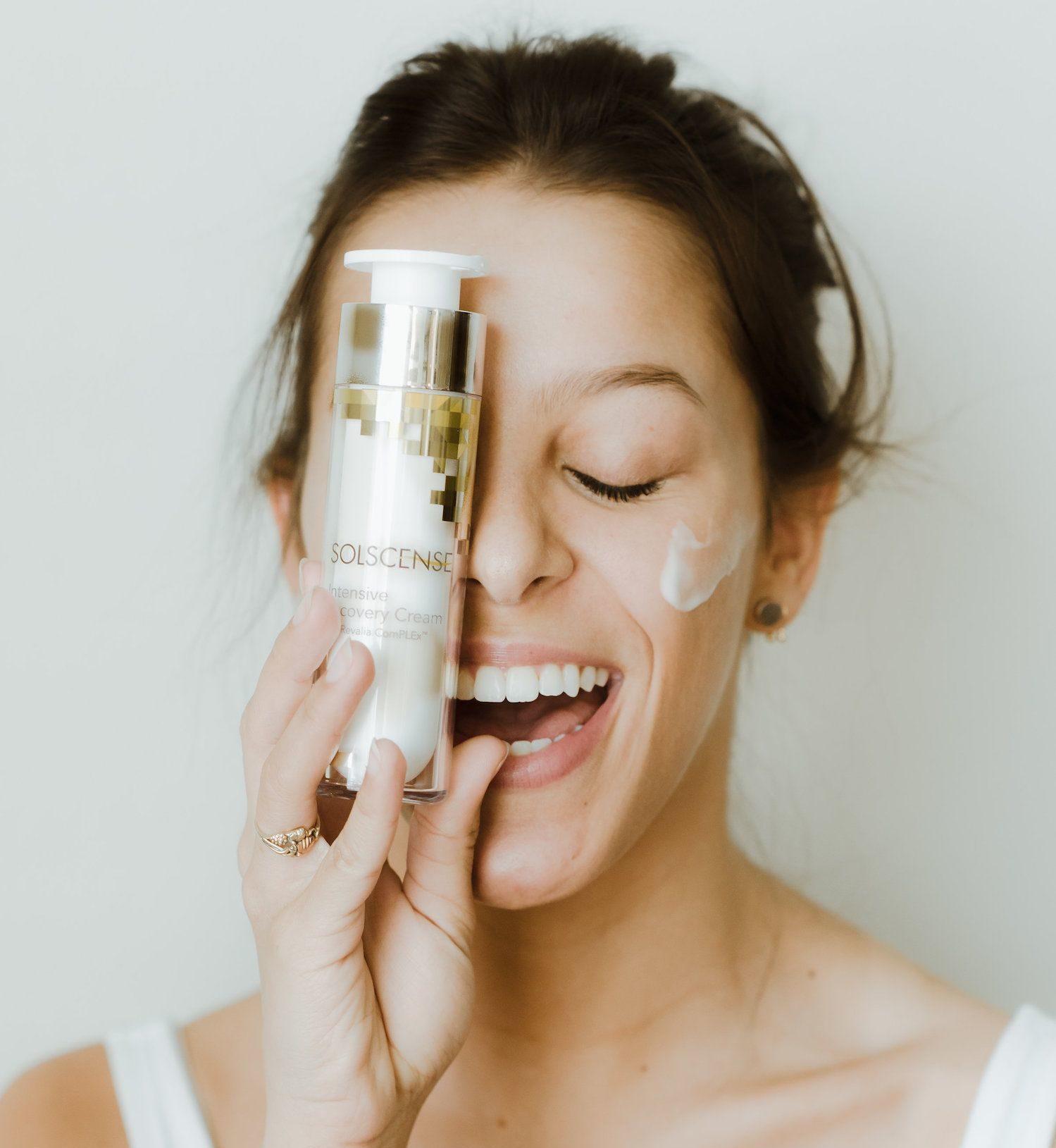 Solscense Natural Anti Aging Cream